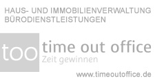 time out office  – Ihr kompetenter Hausverwaltungs- und Büroservice in Hannover